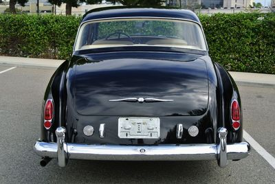 1961 Bentley Continental James Young