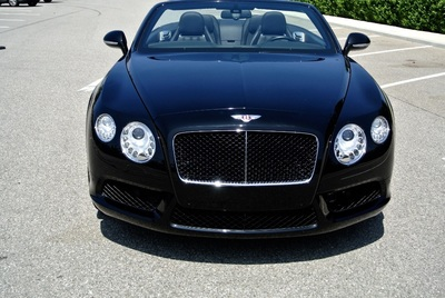 2013 Bentley Continental GT V8 GTC