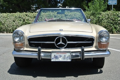 1969 Mercedes-Benz 280SL SL