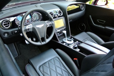 2014 Bentley Continental GTC Speed Convertible