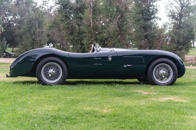 1965 Jaguar C-Type