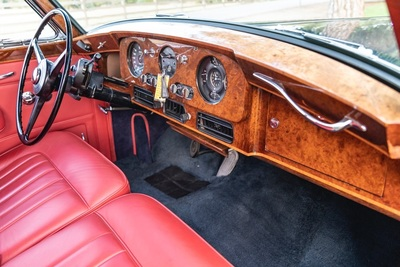 1959 Rolls-Royce Silver Cloud James Young