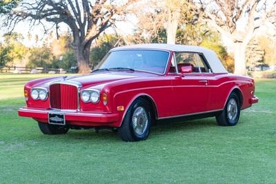 1991 Bentley Continental