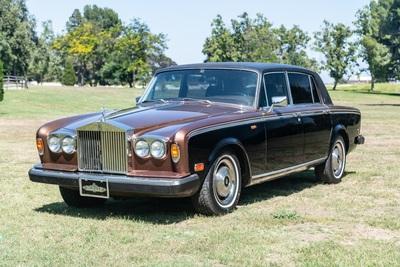 1980 Rolls-Royce Silver Wraith II
