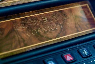 1995 Rolls-Royce Corniche IV S