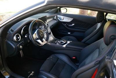 2019 Mercedes-Benz C-Class AMG C 43