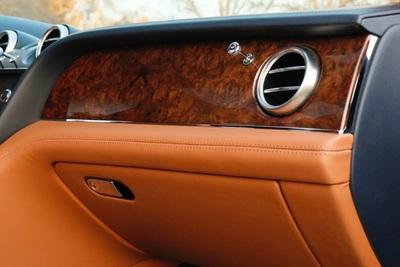 2018 Bentley Bentayga W12 Onyx