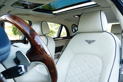 2016 Bentley Mulsanne Mulliner