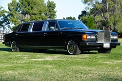 1986 Rolls-Royce Silver Spur Limo