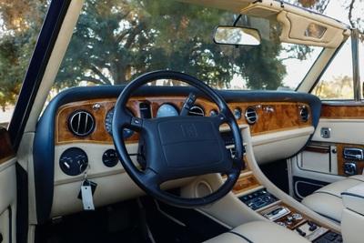 1993 Rolls-Royce Corniche IV 25th Anniversary Edt.