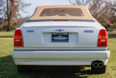 2002 Bentley Azure Mulliner